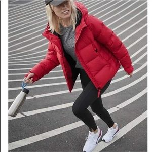 Athleta Snow Down Jacket